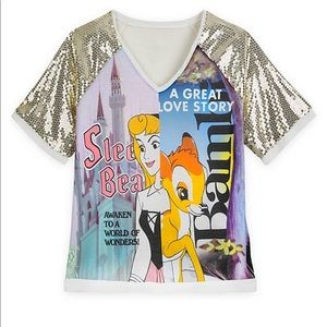 Bambi/Sleeping Beauty T-Shirt